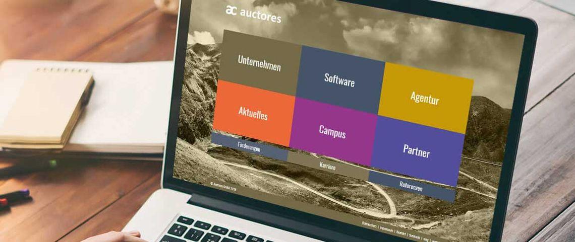 Über Auctores - Digitalisierungsprofi seit zwei Jahrzehnten